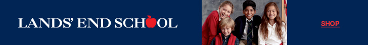 Link to buy school uniforms from Lands' End